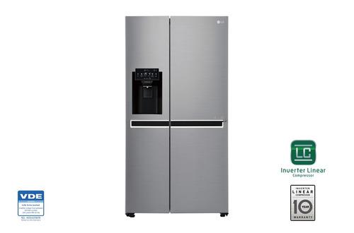 refrigeradora side by side 601 litros/20 pies inc. iva
