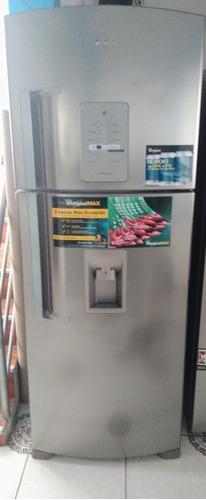 refrigeradora whirlpool 440.lts nuevo con dispensador