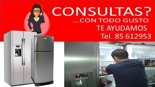 refrigeradoras reparación san rafael san josecito santiago*