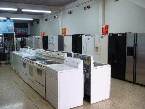 refrigeradoras variedad garantia 1 año importadas de usa
