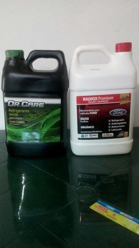 refrigerante 50/50 marca radiox ford y dr care