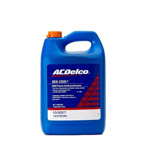 refrigerante ac delco importado pre-mezclado (50/50)