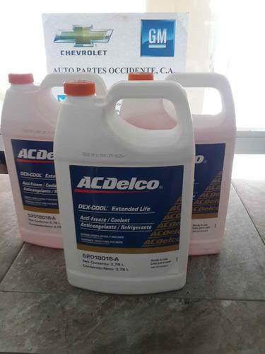 refrigerante acdelco original