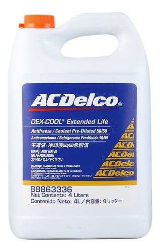 refrigerante dex-cool 50/50 galon