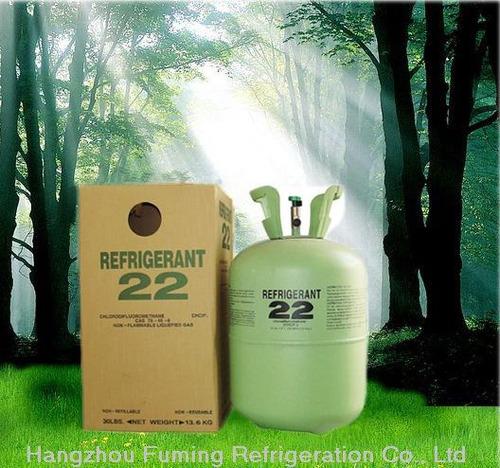 refrigerante gas r22
