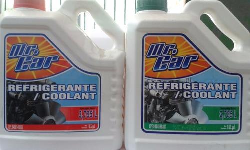 refrigerante mr. car