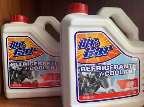 refrigerante mr car precio insuperable