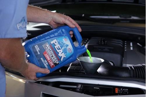 refrigerante para auto