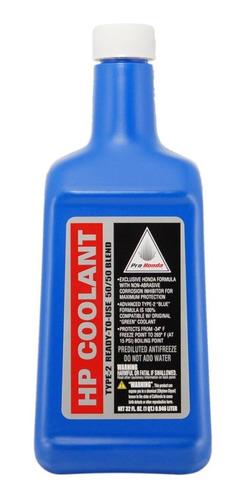 refrigerante pro honda hp coolant type 2 anti congelante yuhmak