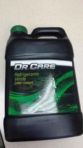 refrigerante radiador dr care verde 3,785 lts
