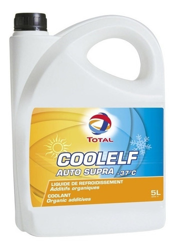 refrigerante total coolelf 5lt -37 ° bidart