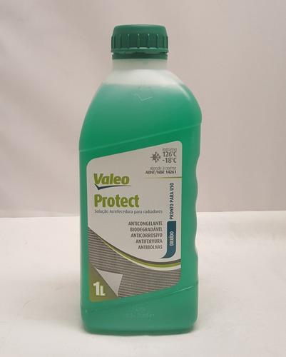 refrigerante valeo verde pronto uso