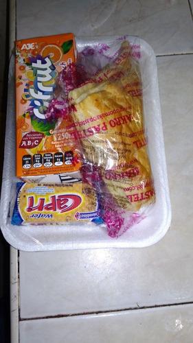 refrigerios para empresas o todo tipo de eventos