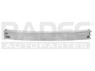 refuerzo defensa trasera nissan rogue 2014 aluminio