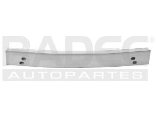 refuerzo defensa trasero toyota prius 2010-2011 aluminio