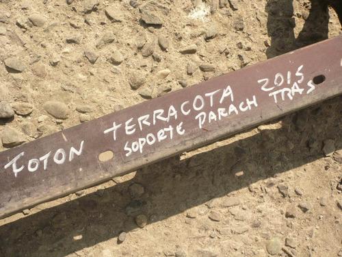 refuerzo  parach terracota 2015 tras c/daño- lea descripcion