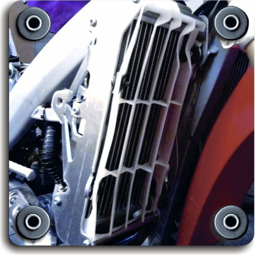 refuerzo protector radiador guerrero grf 250 2012-2018