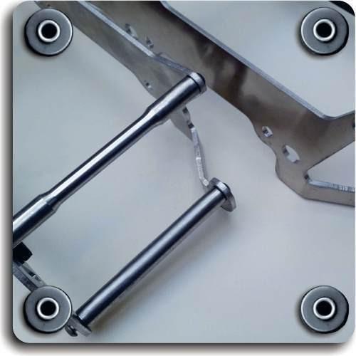 refuerzo protector radiador husaberg fx 450 2009-2012