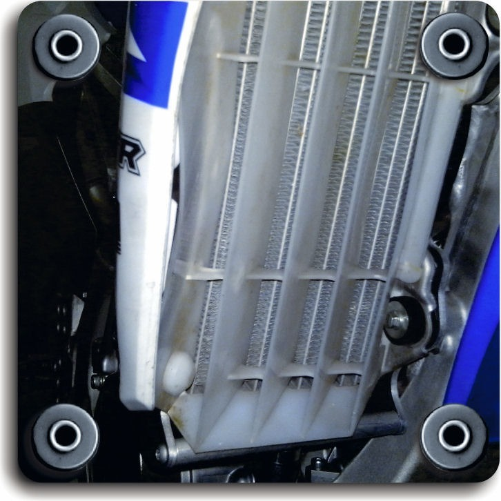 Portaequipajes Solo Rack Negro Moto Harley Street Dyna Bob FXDB 06-13 Custom Bobber Chopper