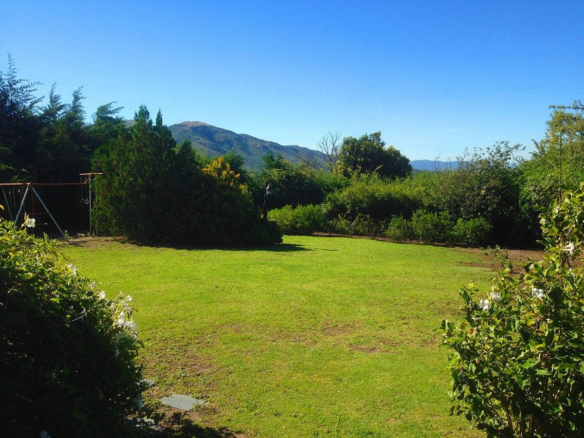 refugio giardino en villa giardino, punilla, córdoba.
