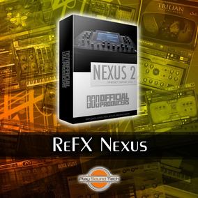 Expansiones nexus 2 fl studio