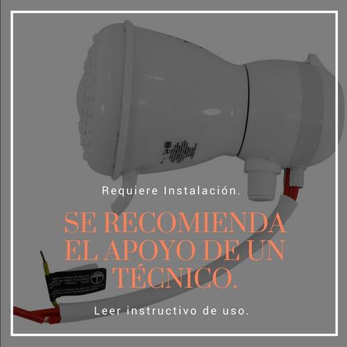 regadera electrica 3 niveles temperatura y ducha manual 1145