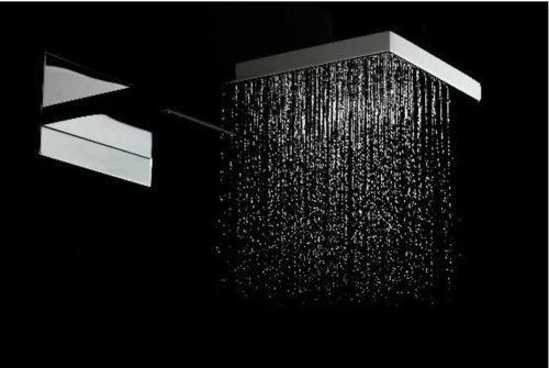 Regadera Moderna Para Baño Tipo Cascada Acero Inoxidable ...