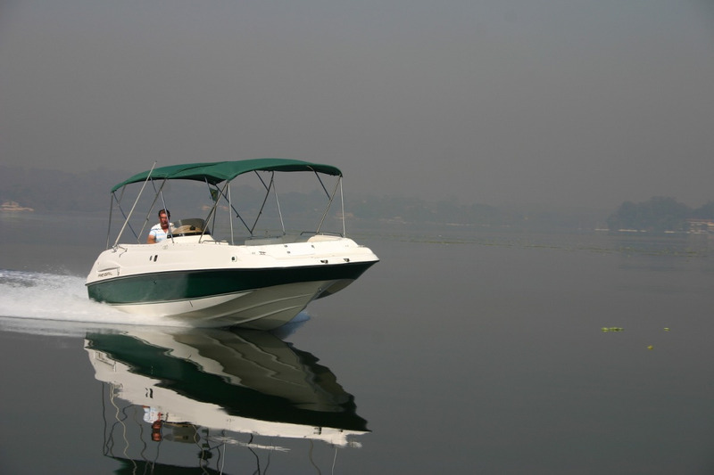 regal 240 1993 motor volvo 5.0 gxi 2009 - marina atlântica