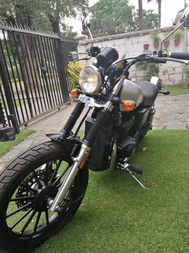 regal raptor café racer 350cc
