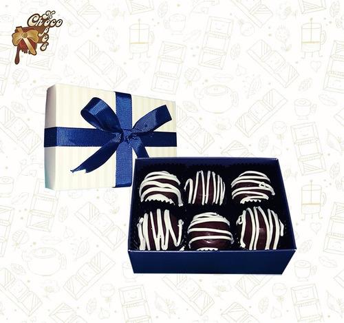 regala unos bombones personalizados - letras en chocolate