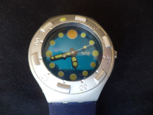 regale swatch sumergible irony scuba200, lumnova hombre