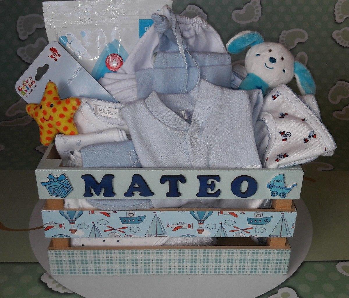 Regalo Baby Shower Ajuar Nacimiento Bebe   personalizado   -   2.680 ... 2b8779015f9