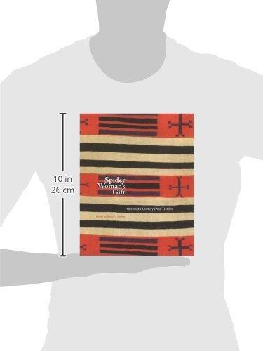 regalo de la mujer araña: diné textiles del siglo xix