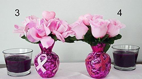Regalo Del Cáncer De Mama Arreglo Floral Decoración De La M