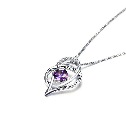 regalo del día de madre perfecto plata esterlina  te amo a l