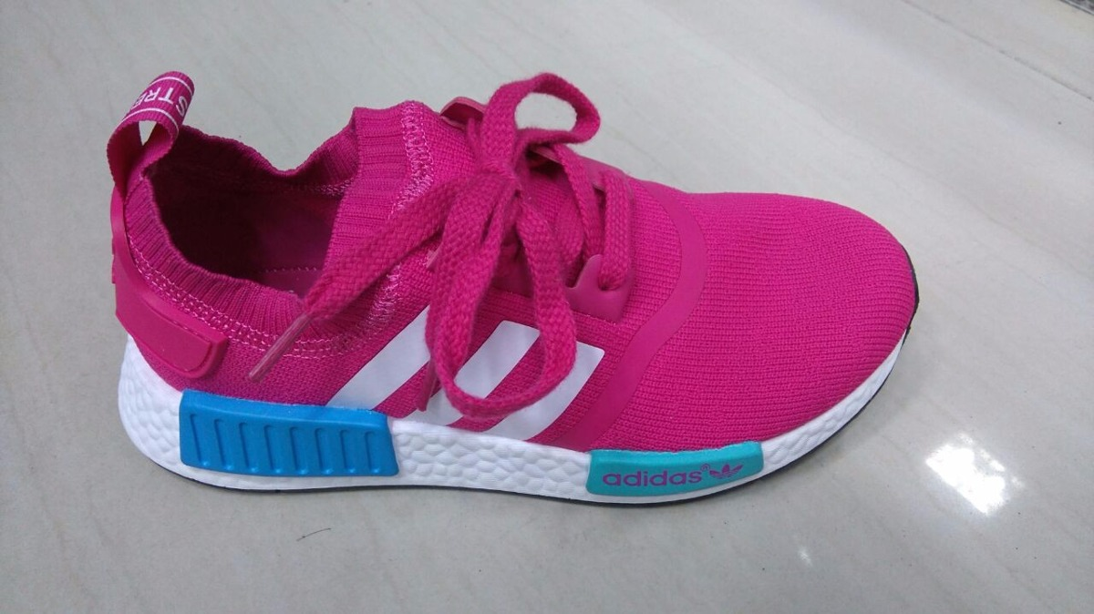 Adidas 2016 Zapatillas fucsia