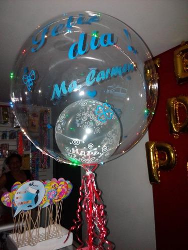 regalo dia del padre globo gigante personalizado