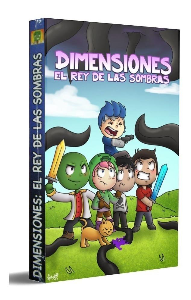 Regalo + Dimensiones El Rey De Las Sombras Manucraft