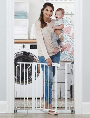 regalo easy step - juego de accesorios para puerta de bebé