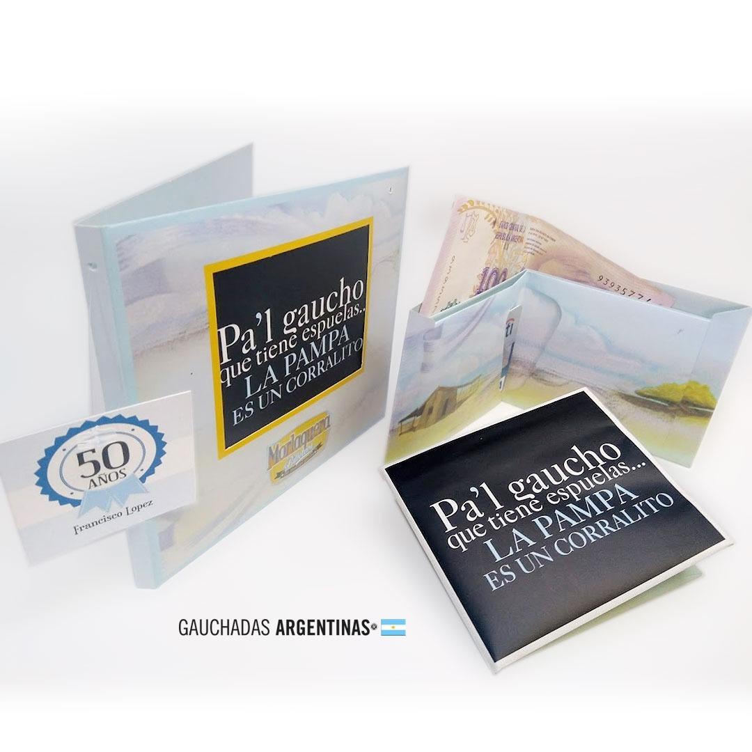 8ecf0885f Regalo Fin De Año. Billetera Personalizada(x30un.) - $ 2.250,00 en ...