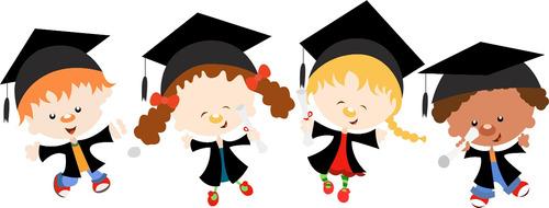 regalo graduación preescolar - kinder - jardín de niños -