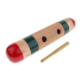 la guira es un instrumento de percusion