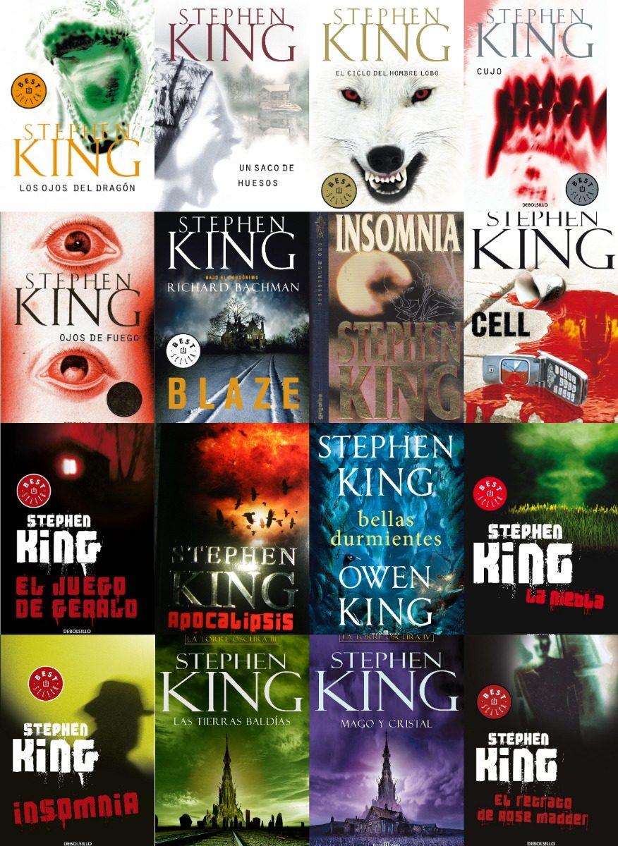 Regalo + Libro Original Misery Stephen King Autor De It