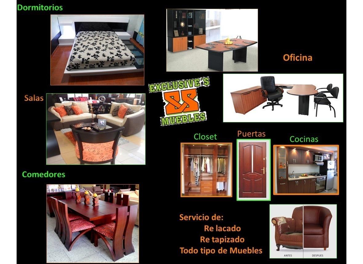 Regalo Muebles Jgo Saala, Oficina, Closet, Puerta M Cocina