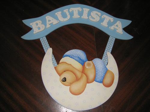 regalo nacimiento babyshower cartel nombre bebe