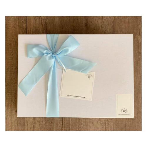 regalo nacimiento bebe primer ajuar  caja envío gratis n°13
