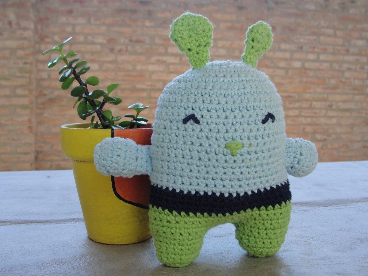 Amigurumi Cactus Tejido A Crochet Regalo Original : Regalo original bebe nacimiento tejido crochet amigurumi