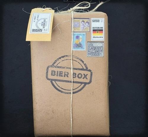 regalo original box cerveza sin tacc bierbox