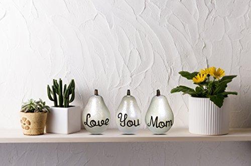 Regalo Para Mamá Love You Mamá Peras Día De La Madre Re