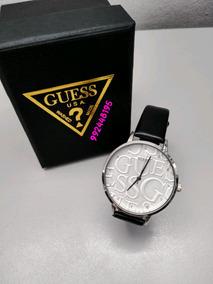 3e150f53a717 Reloj Esfera Azul Y Correa Relojes Guess - Joyas y Relojes en Mercado Libre  Perú
